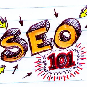 The basics of good SEO: write well, write often, write what you know