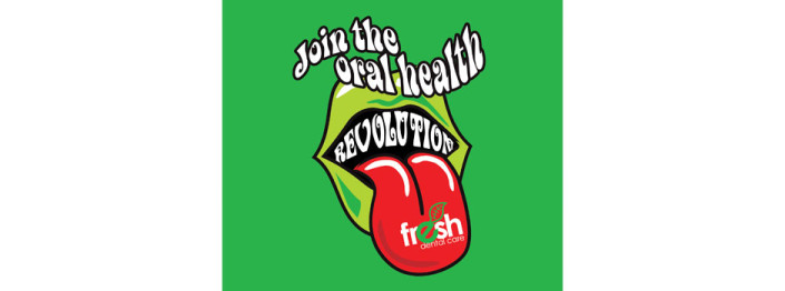 Fresh Dental needed design innovation and production knowledge to angle their frequent marketing materials.