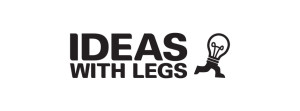 Ideas with Legs by Nils Vesk: When Nils needed his motivational and inspirational ideas on paper and published, he asked saso.creative.