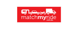 Match My Ride logo: When Leanne Taylor of Match My Ride needed her vision taken to a website, she turned to saso.creative