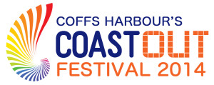 Coast Out Festival Logo
