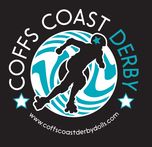 Coffs Coast Derby, new logo by saso.creative