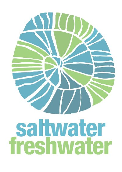 Saltwater Freshwater logo